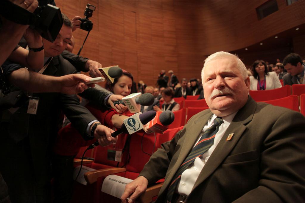 © PTWP Group SA, Lech Wałęsa, President of Poland (1990-95)