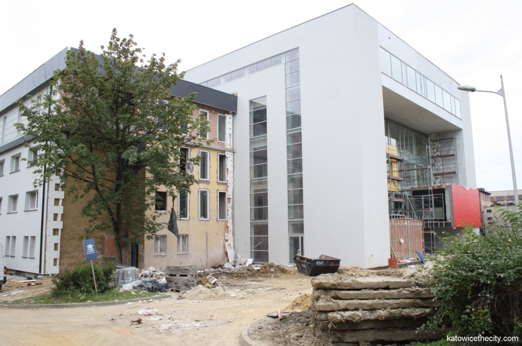 Extension of the Undergraduate School of Technology