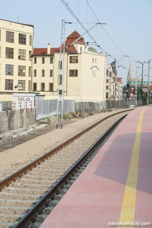 Platform number 1