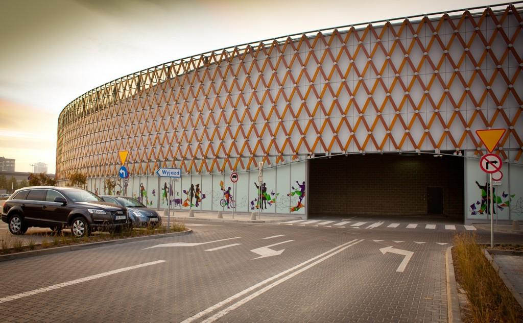 © Silesia City Center; Extension of Silesia City Center