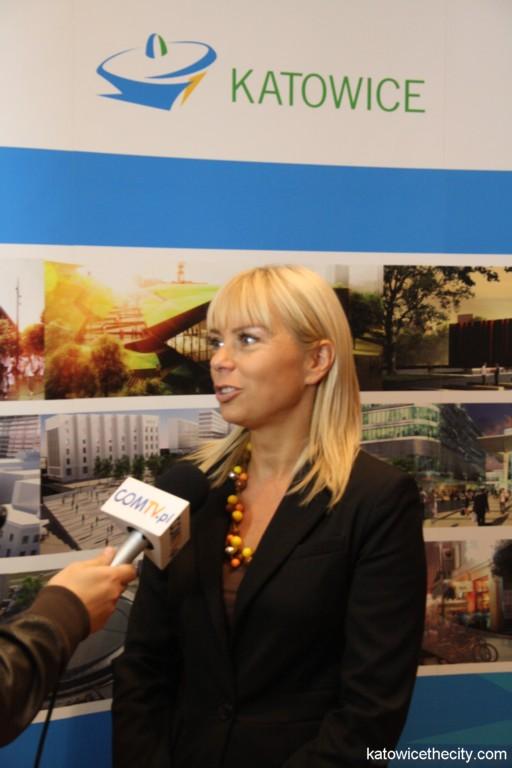 Elżbieta Bieńkowska, Ministry of Regional Development
