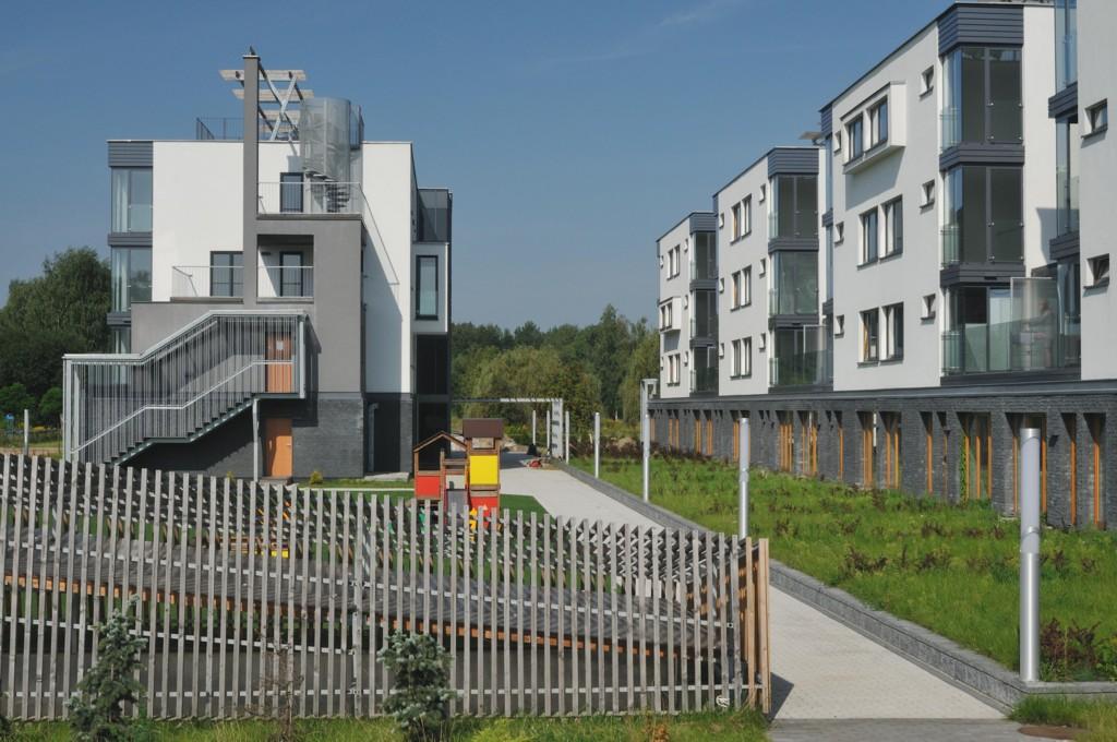 """© Energomontaż-Południe S.A.; """"Książęce"""" housing estate"""
