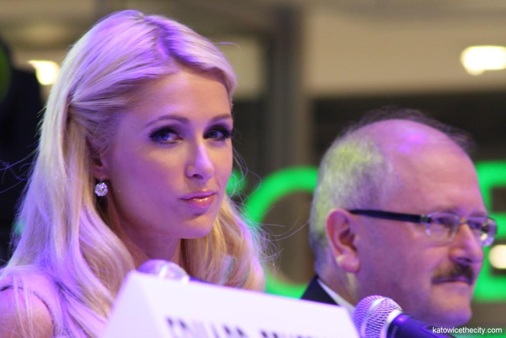 Paris Hilton and Piotr Uszok