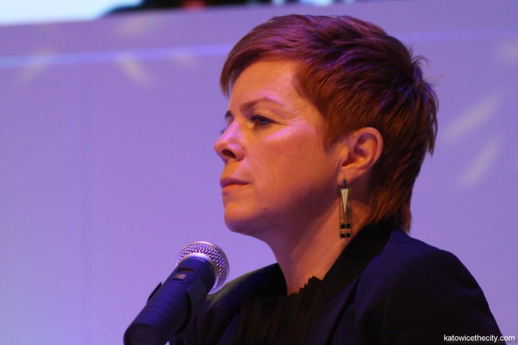 Ewa Marcinek, Managing Director of Silesia City Center