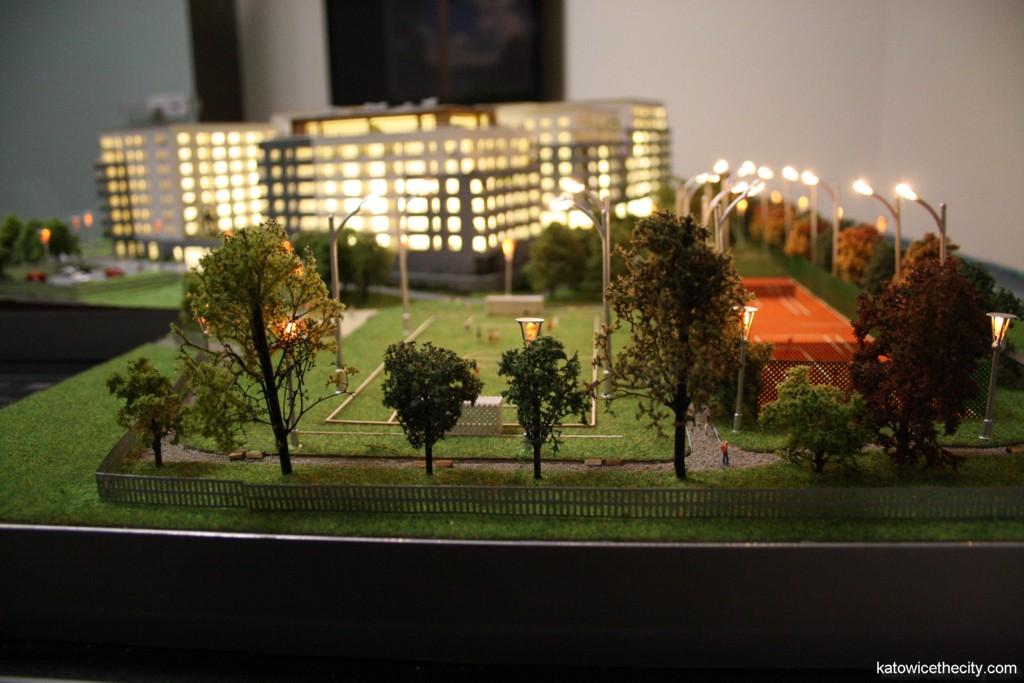 Model of the Dom w Dolinie Trzech Stawów