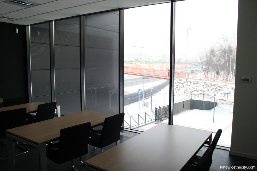 Yamazaki Mazak's Technology Center, training room