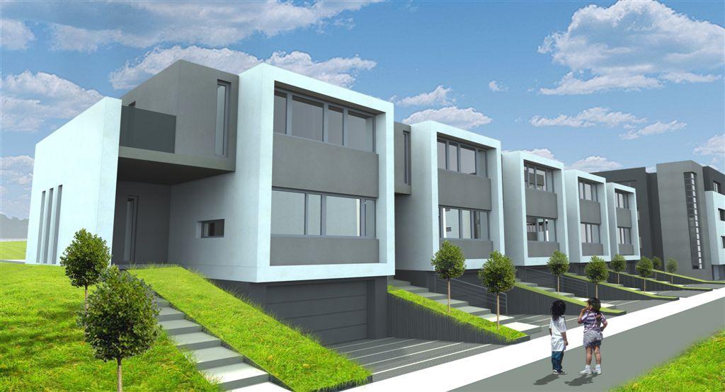 © Millenium Inwestycje; Modernist Enclave, II stage