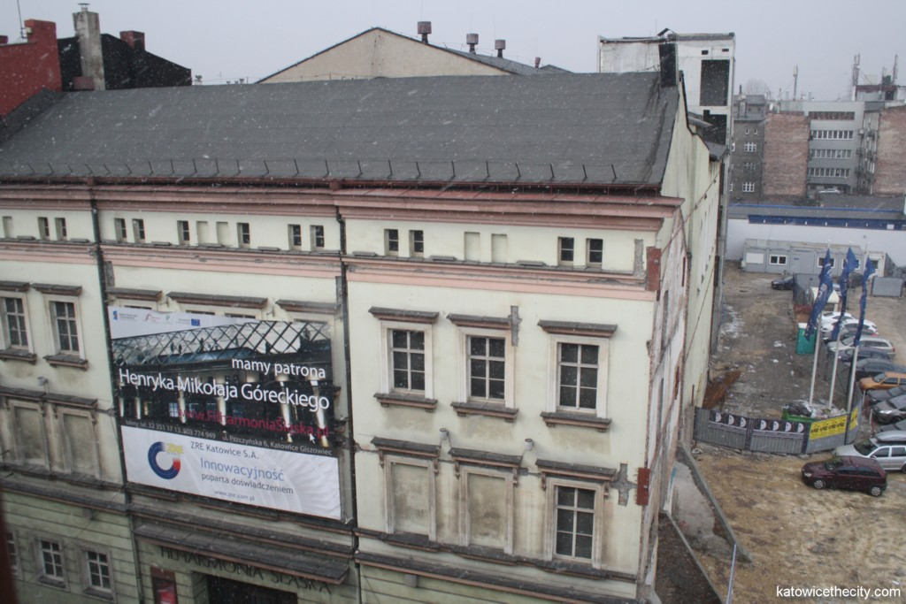 Historic building of the Silesian Philharmonic to be renovated