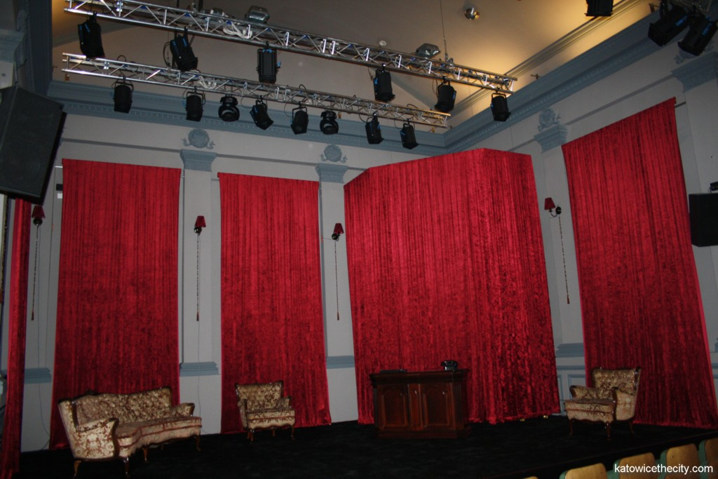 Stage in Malarnia