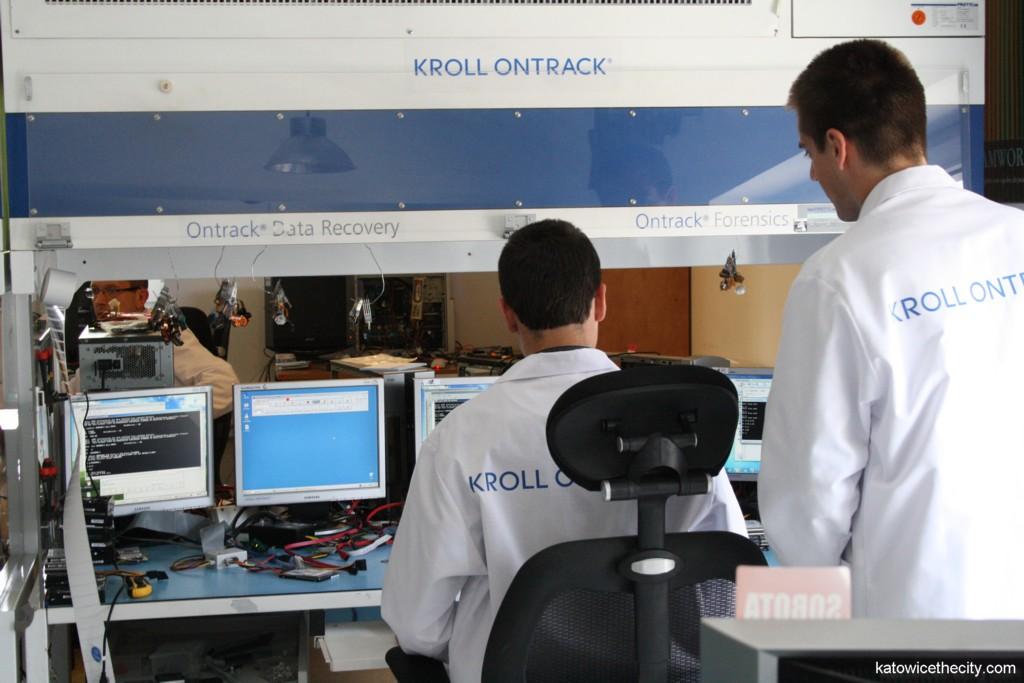 Kroll Ontrack's offices in Katowice