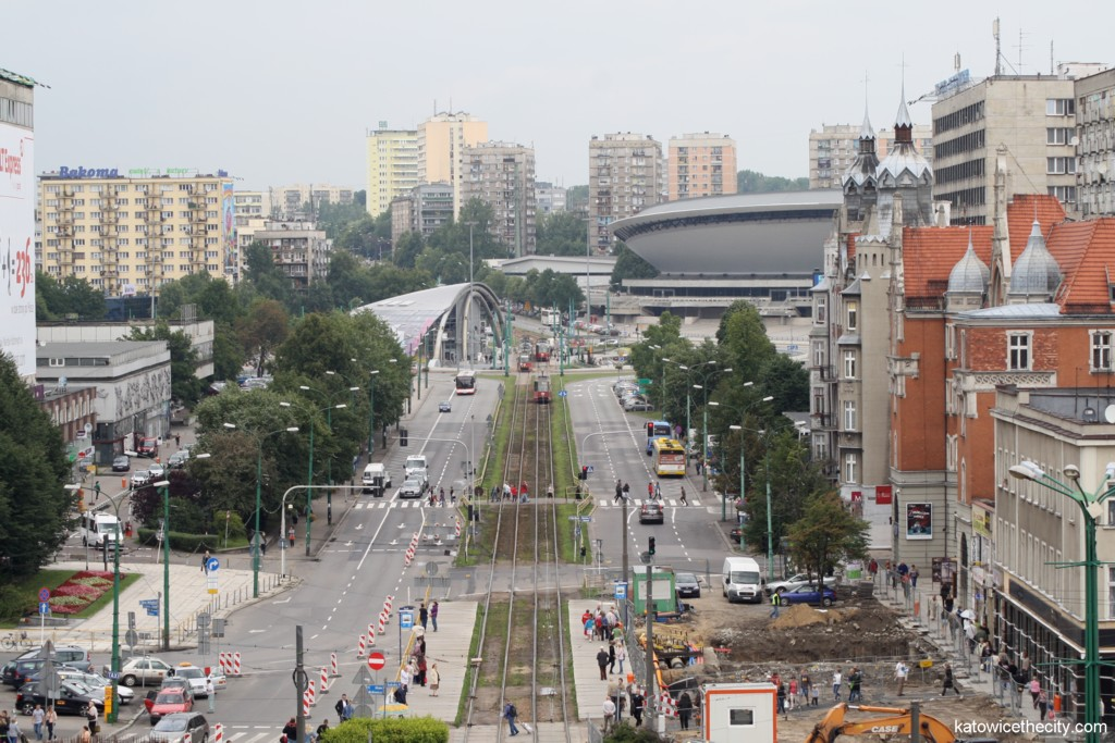 The Moniuszki St. and Roundabout's tram track-way section to be revamped in the months to come