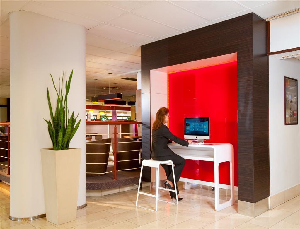 © Orbis Hotel Group; new internet access point of Novotel Katowice Centrum