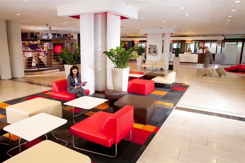 © Orbis Hotel Group; new lobby of Novotel Katowice Centrum