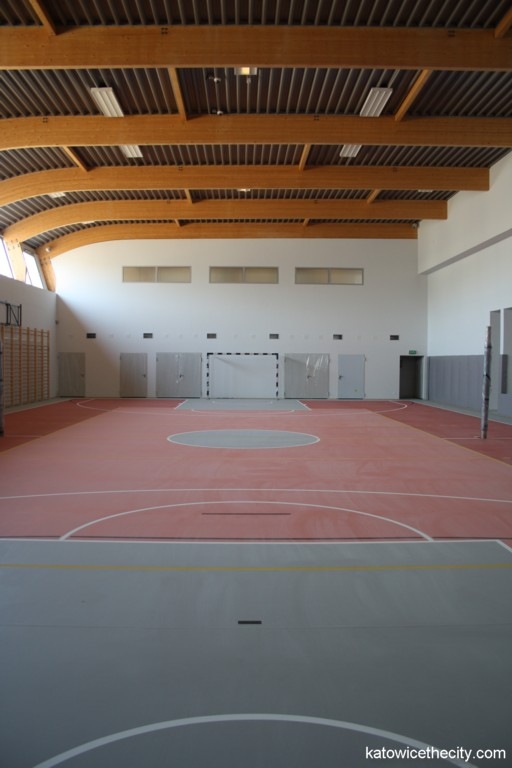 Gym hall