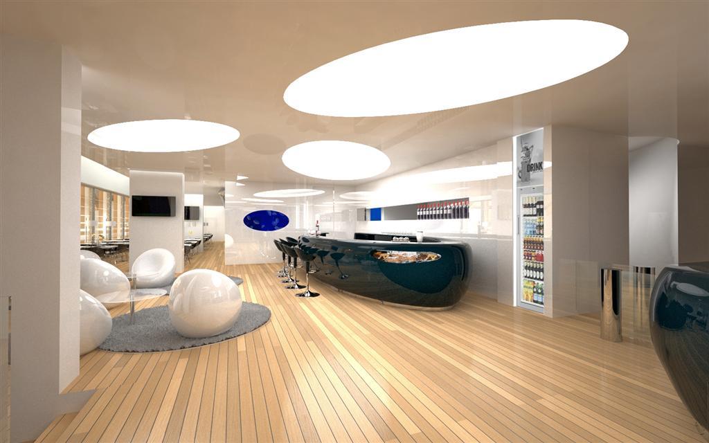 © Millenium Inwestycje; Visualisation of the bar