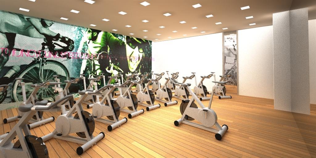 © Millenium Inwestycje; Visualisation of the spinning room