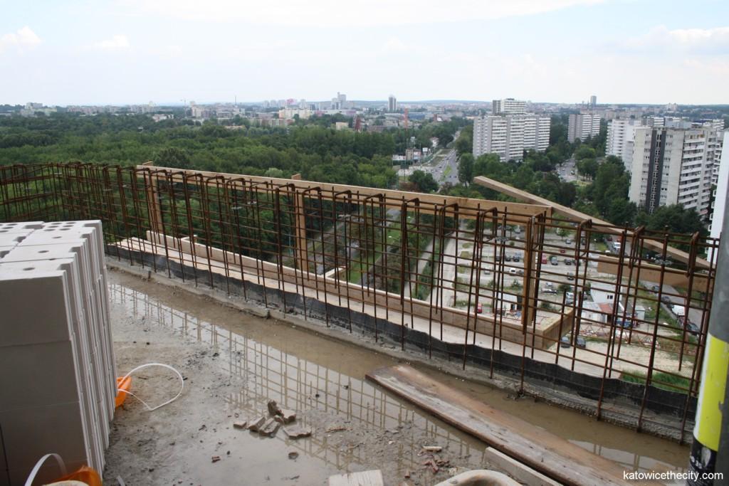 Terrace on the 12th floor
