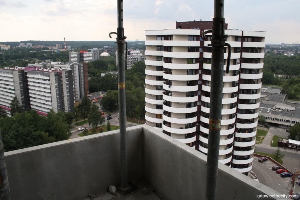 """The """"Tysiąclecie"""" housing estate"""