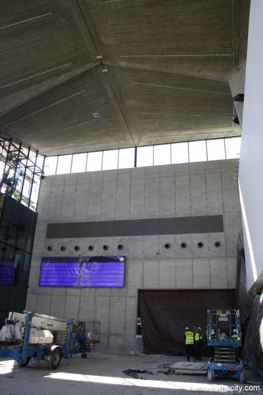 Main entrance of the Station's hall