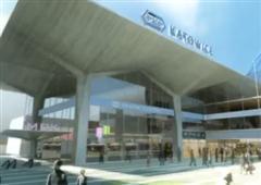 Katowice Railway Station