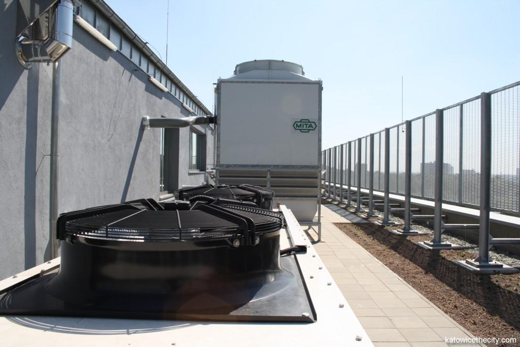 Installation of the tri-generation system