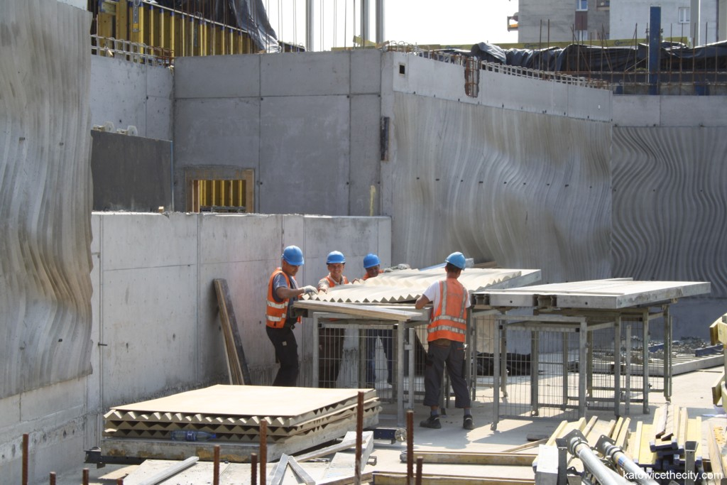 Works on the great concert hall