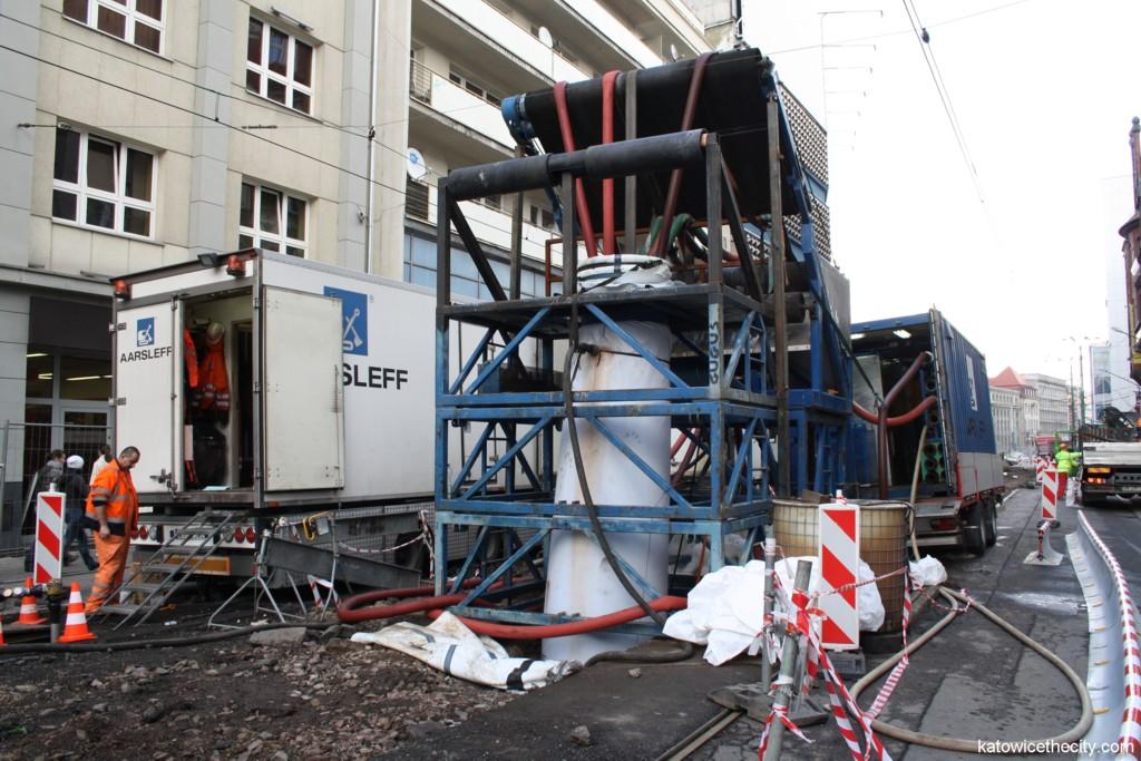 Modernization of 3 Maja St.