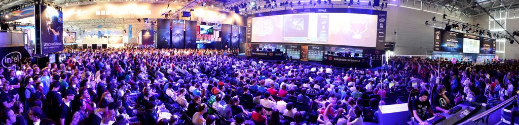 Intel Extreme Masters' tournament