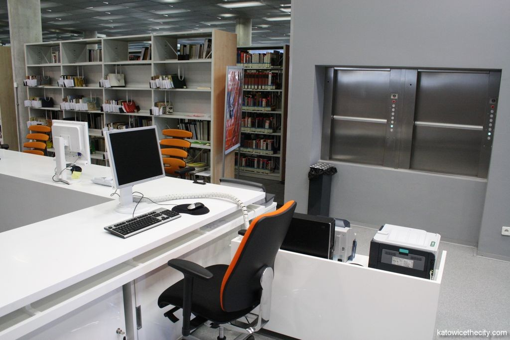 Scientific Information Center and Academic Library
