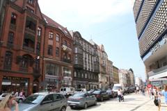 3 Maja Street in Katowice