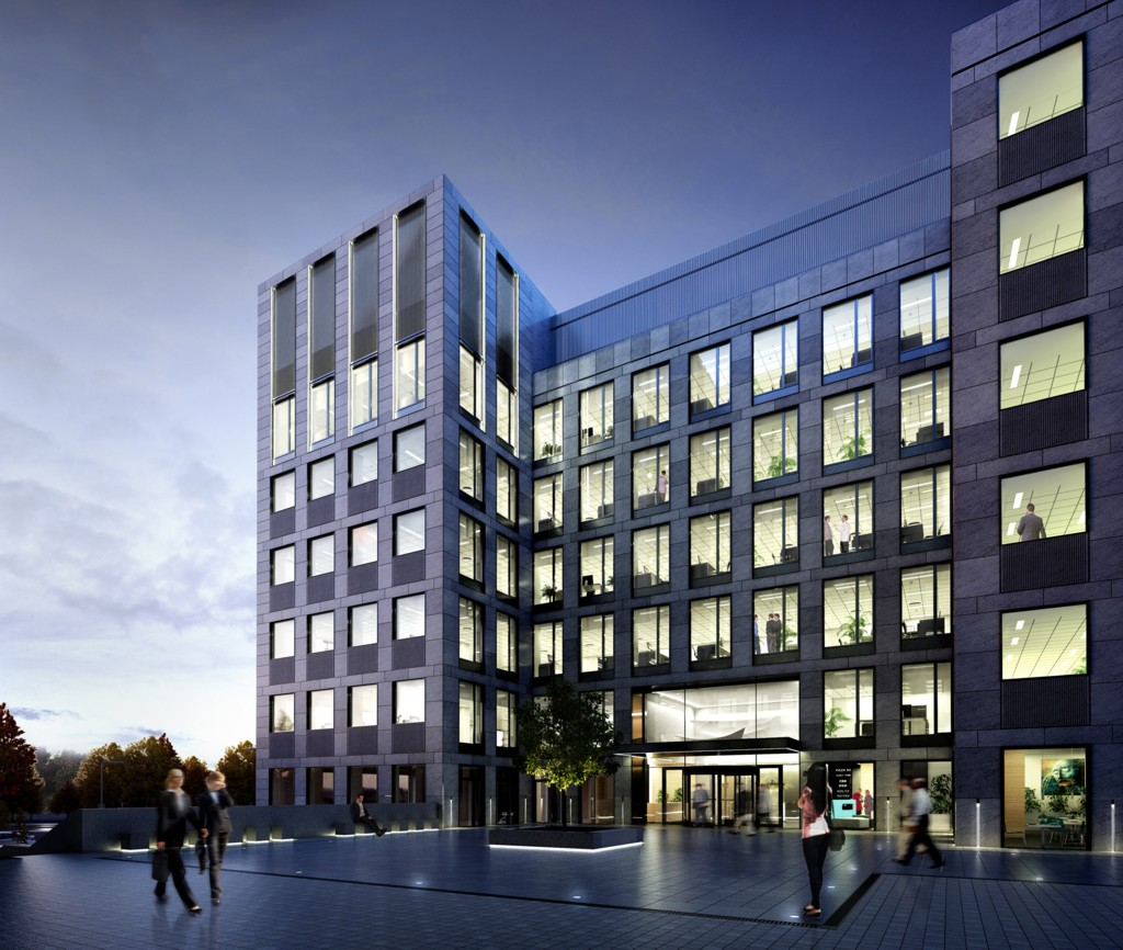 © Echo Investment, A4 Business Park