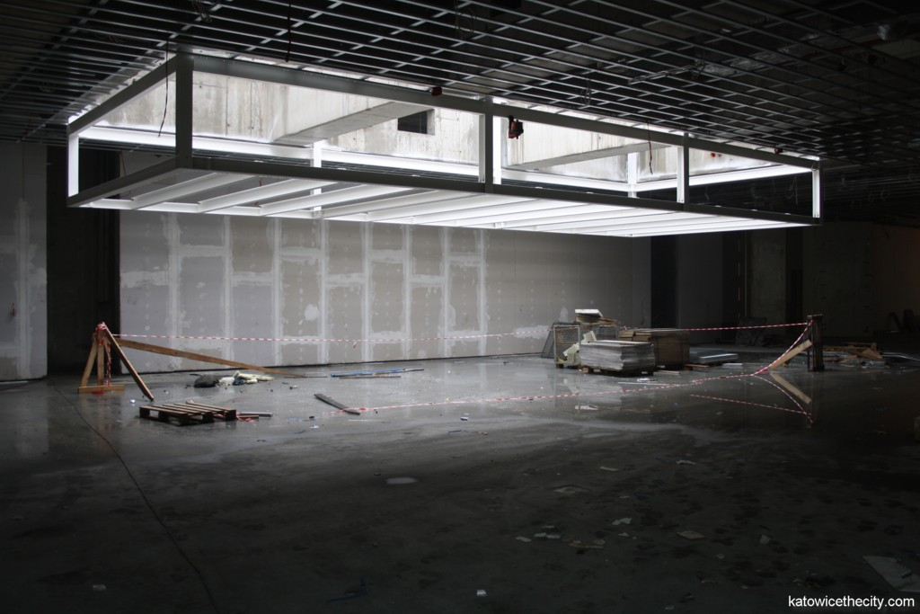 Works on the new seat of Silesian Museum