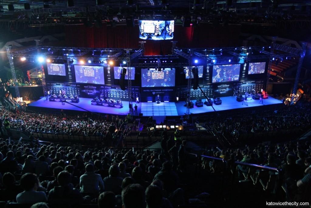 Intel Extreme Masters Katowice in Spodek
