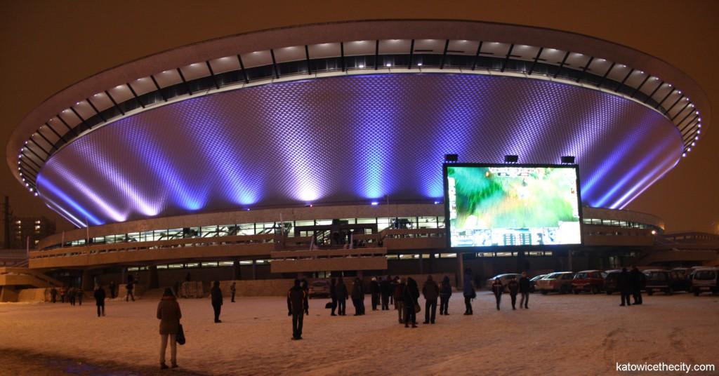 Spodek – the venue of Intel Extreme Masters Katowice