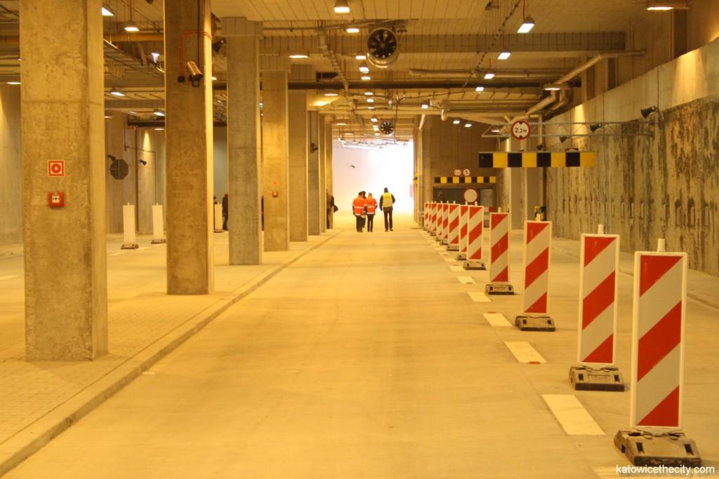 Dworcowa tunnel