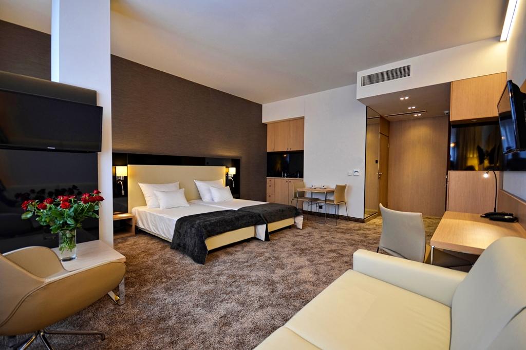 © Millenium Inwestycje; Bażantowo Sport Hotel