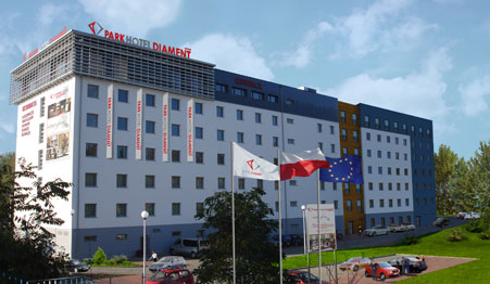 park_hotel_diament_katowice