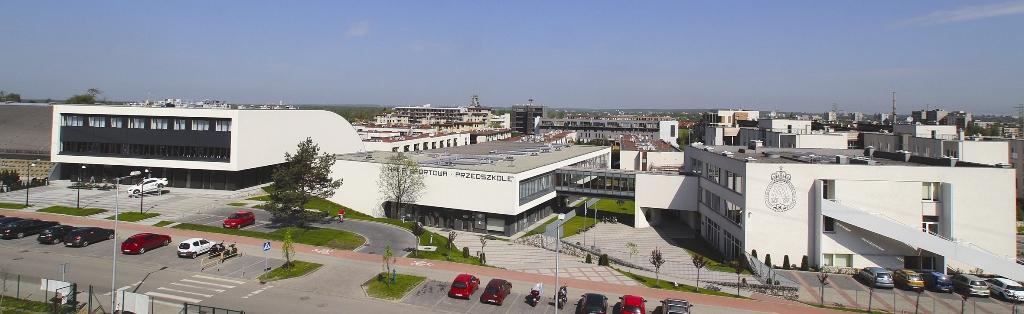 © Millenium Inwestycje; Bażantowo sport and educational complex