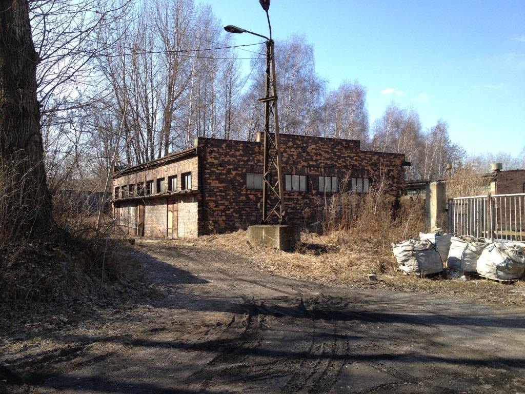 © Giesche Foundation; stable building of the Porcelana Śląska Park